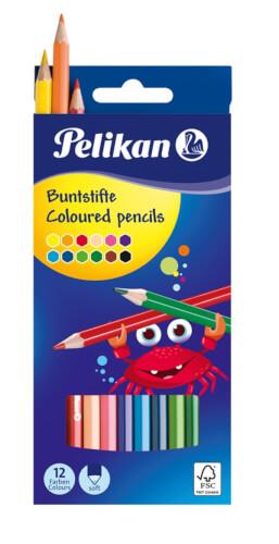 Pelikan Buntstifte BS12L