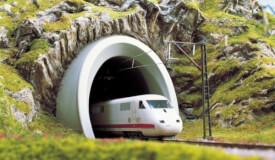 N ICE-Tunnelportal