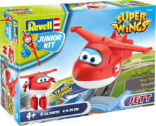 Super Wings REVELL Junior Kit Jett