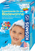 Kosmos Experimente für die Badewanne