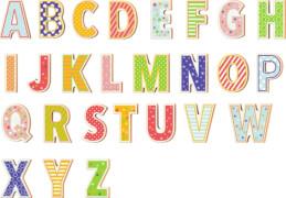 Magnet-ABC Die Lieben Sieben