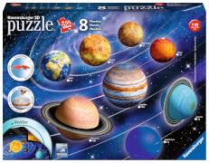 Ravensburger 11668 Puzzleball Planetensystem 522Teile