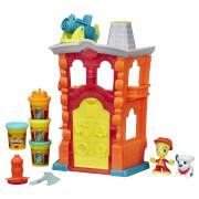 Hasbro Play-Doh Town Feuerwache