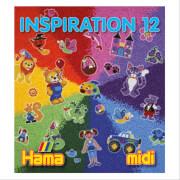 HAMA Bügelperlen Midi - Buch Inspiration Nr. 12