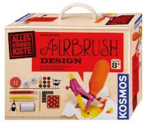 KOSMOS Bastelbox Airbrush Textil-Design