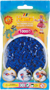 HAMA 207-08 Bügelperlen Midi - Blau 1000 Perlen, ab 5 Jahren