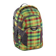 Coocazoo Schulrucksack JobJobber 2, Hip to be Square Green