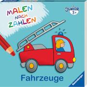 Ravensburger 55778 Malen nach Zahlen junior: Fahrzeug
