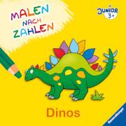 Ravensburger 55521 MnZ junior: Dinos - F18