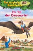 Das magische Baumhaus 1 - Im Tal der Dinosaurier, 96 Seiten, ab 8 Jahre