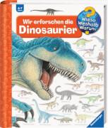 Ravensburger 32856 Wieso? Weshalb? Warum? 55: Wir erforschen die Dinosaurier