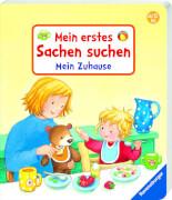 Ravensburger 015030 Mein erstes Sachen suchen: Mein Zuhause