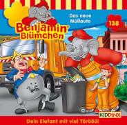 Benjamin Blümchen - Folge 138: Das neue Müllauto (CD)