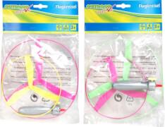 Outdoor active Flugkreisel mit 2 Rotoren, 3-fach sortiert