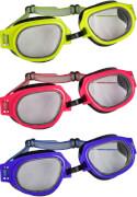 Splash & Fun Schwimmbrille Neonfarben, 4+