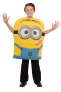 Kostüm Minion Dave Child Gr.M, Karneval