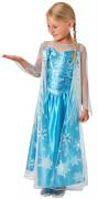 Kostüm Disney Frozen Classic Elsa Kinderkostüm, Gr. L, Karneval