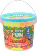 Bucket Fun, 2 kg Schleim Marble, Original Slimy