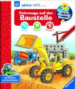 Ravensburger 015320 Fahrzeuge auf der Baustelle